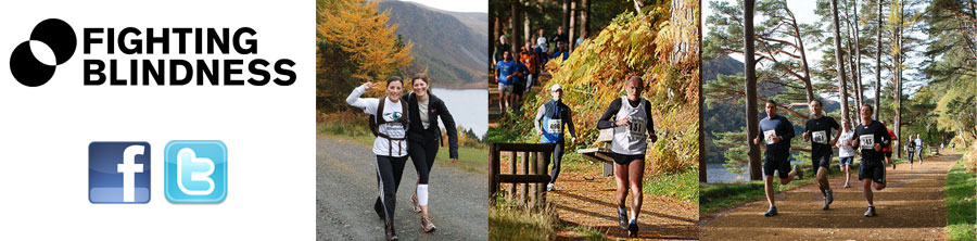 Running: @ Glendalough Trail Run @ Glendalough